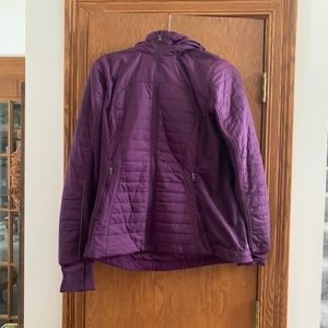 Lululemon Athletica First Mile Jacket